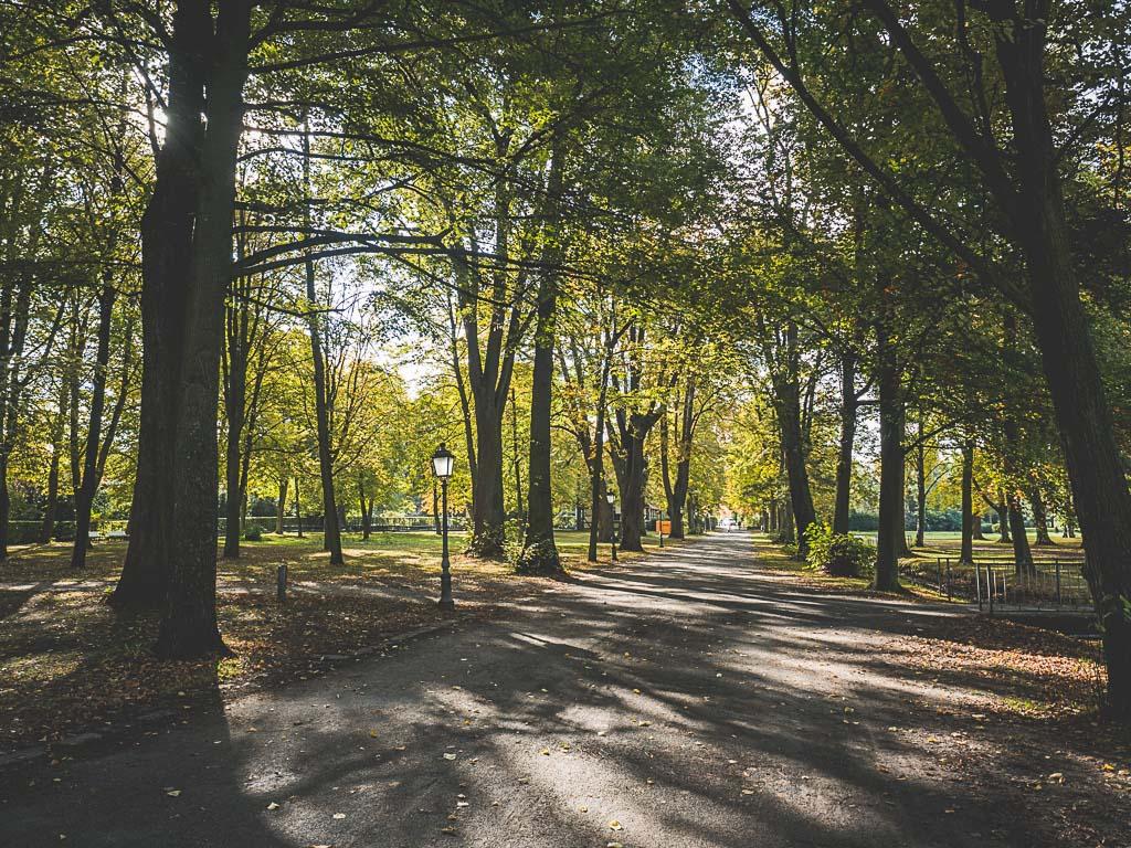 Weserbergland Sehenswürdigkeit Schlosspark Stadthagen