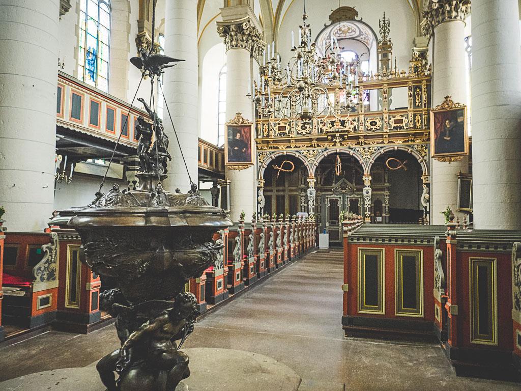 Weserbergland Sehenswürdigkeit Altstadt Stadtkirche Bückeburg