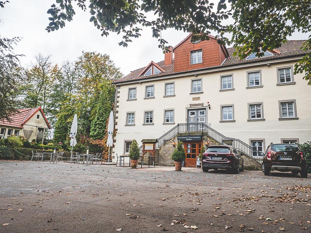 Weserbergland Sehenswürdigkeit Paschenburg