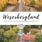 Weserbergland Pinterest Grafik