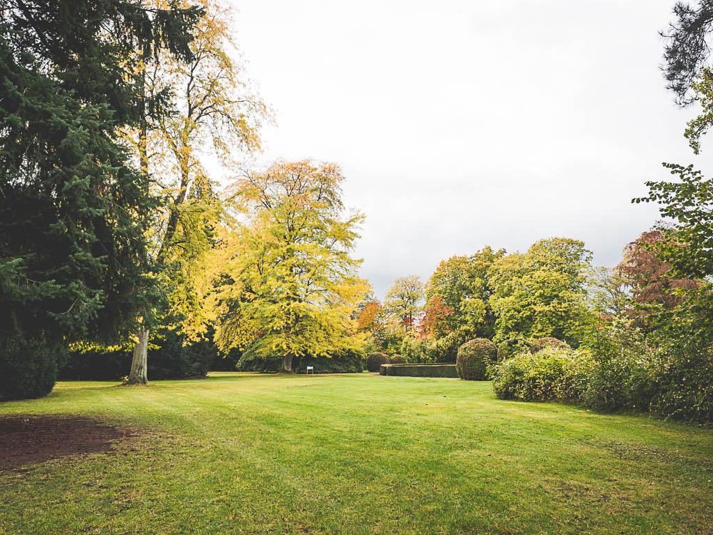 Weserbergland Sehenswürdigkeit Park Schloss Bückeburg