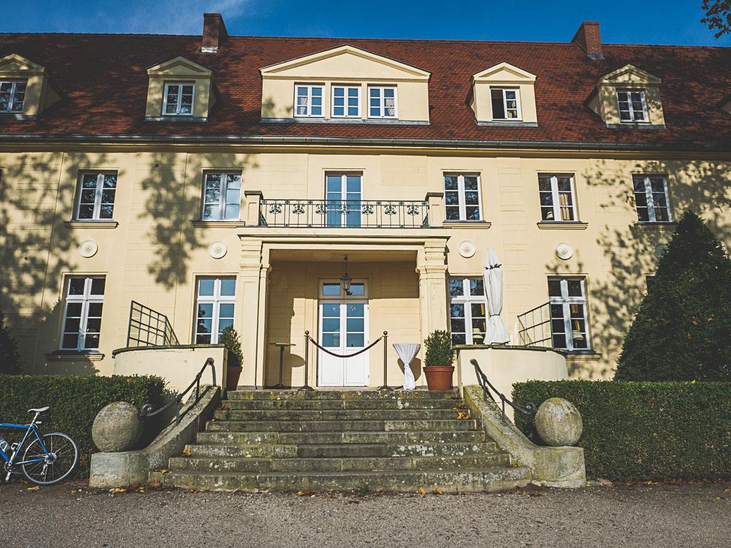Schloss Diedersdorf Gemeinde Großbeeren in Brandenburg