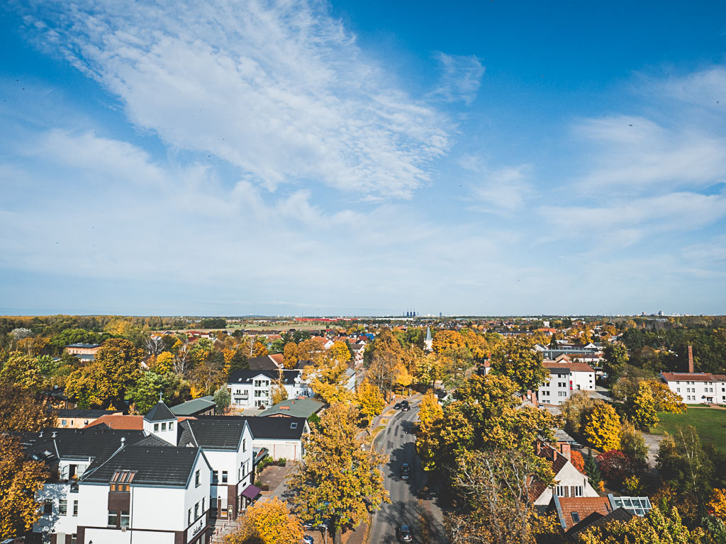 Gedenkturm Gemeinde Großbeeren in Brandenburg