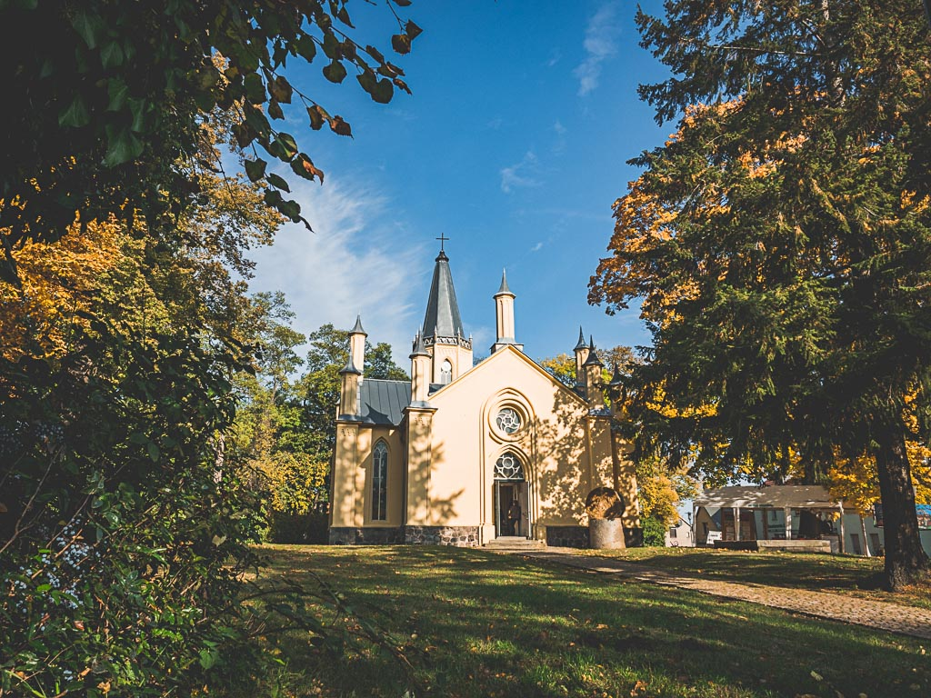 Kirche Gemeinde Großbeeren in Brandenburg