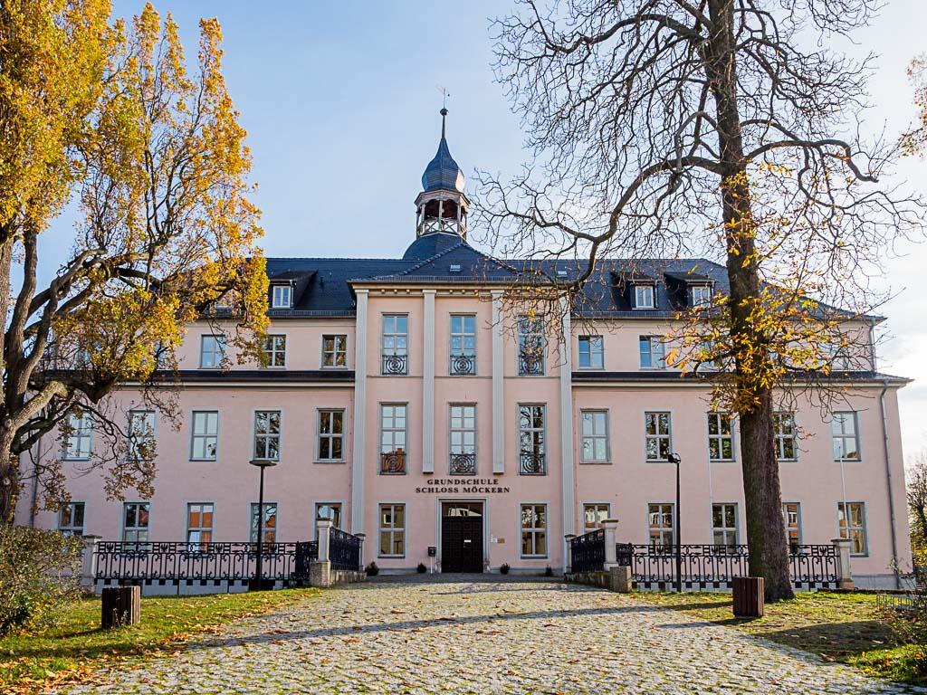 Schloss Möckern in Sachsen-Anhalt