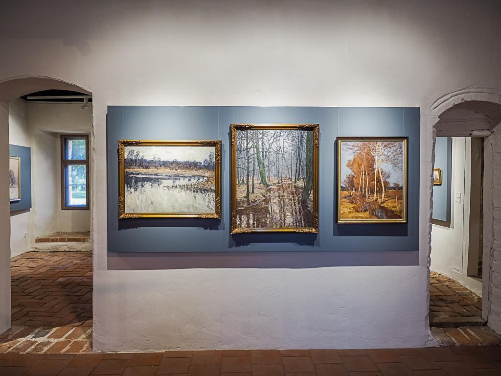 Otto-Altenkirchen Ausstellung Ziesar in Brandenburg
