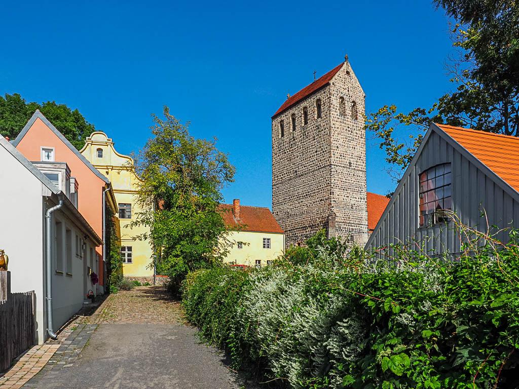 Altstadt Ziesar in Brandenburg