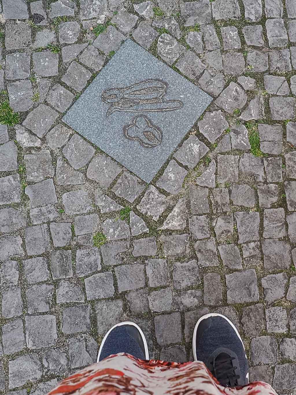 Zunftplatten Ziesar in Brandenburg