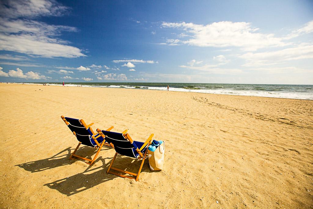 Capital Region USA Virginia Beach Strand