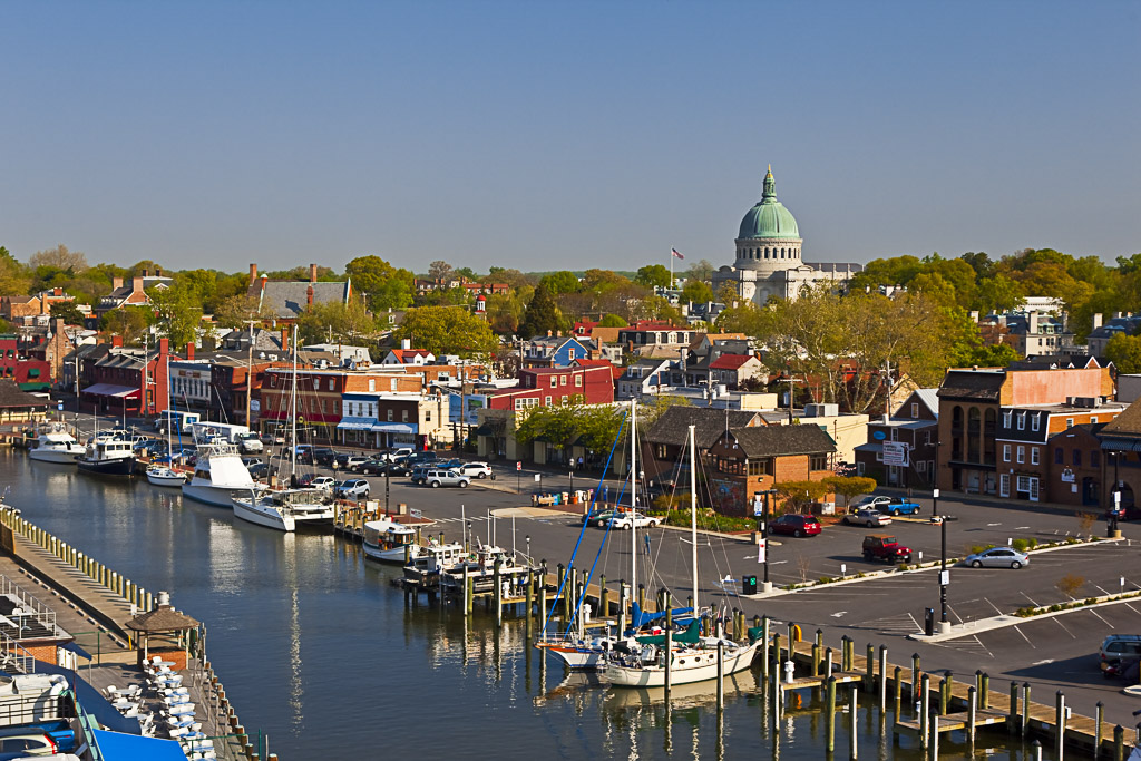 Capital Region USA Maryland Annapolis