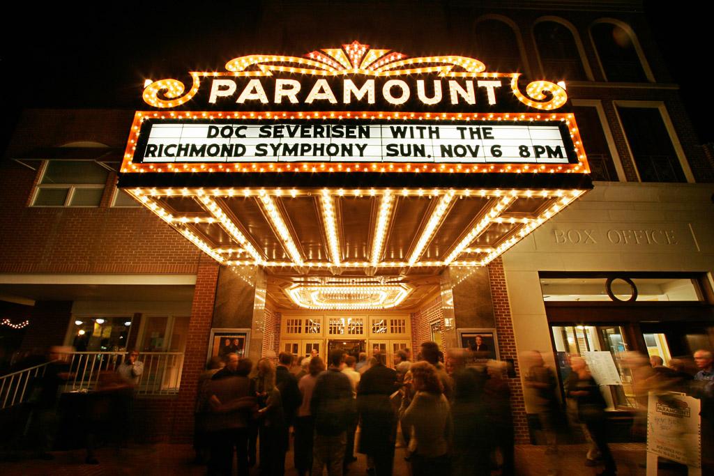 Capital Region USA Virginia Paramount Theater