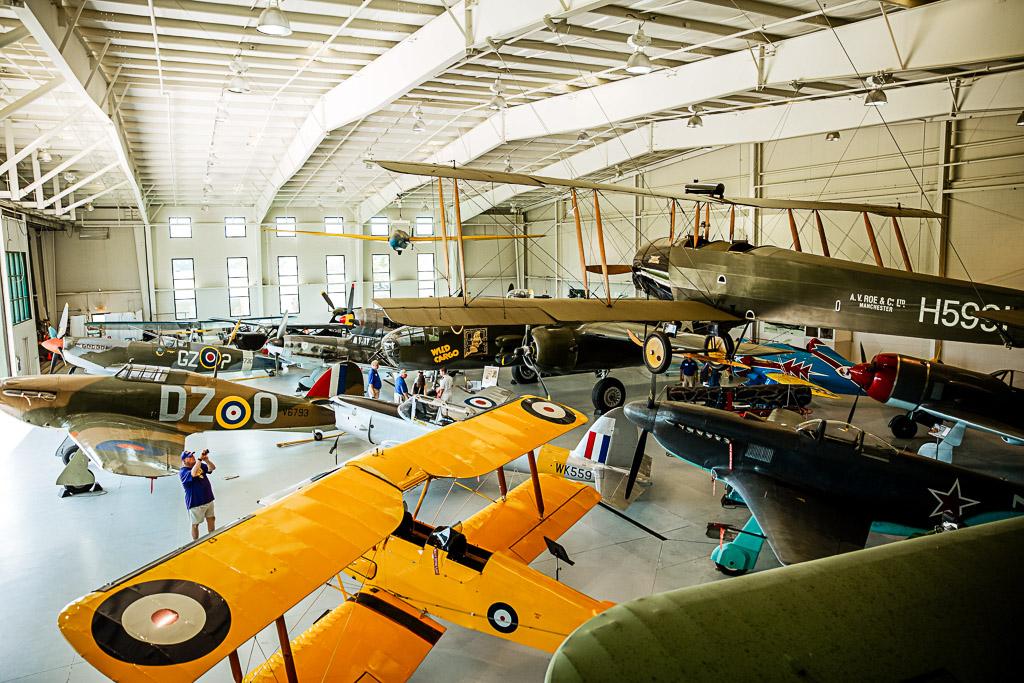 Capital Region USA Virginia Military Aviation Museum