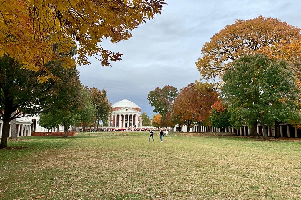 Capital Region USA Universität Virginia