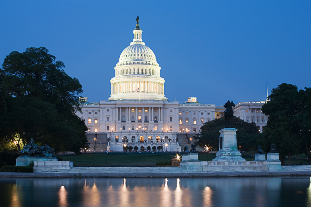 Capital Region USA Washington, DC Capitol