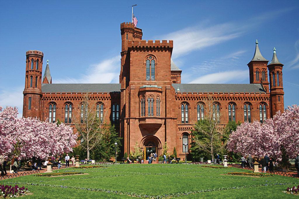 Capital Region USA Washington, DC Smithsonian
