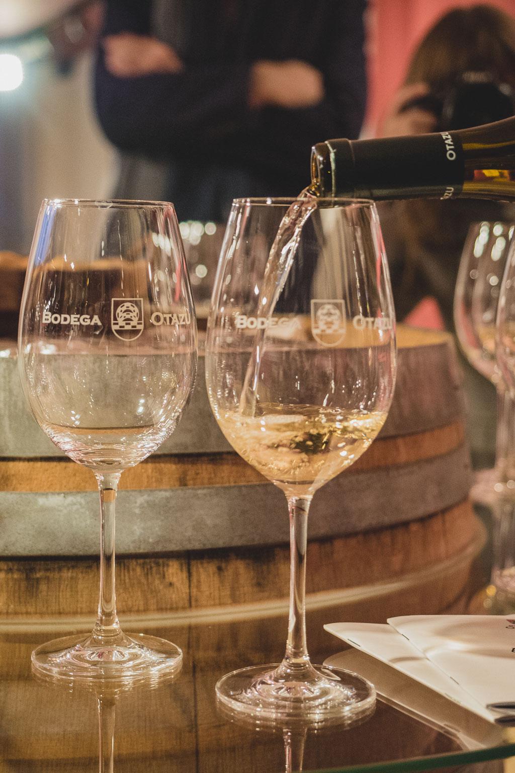 Weingut Bodega Otazu in der Navarra in Spanien