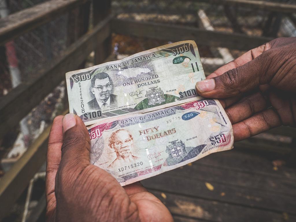 Jamaika-Dollar