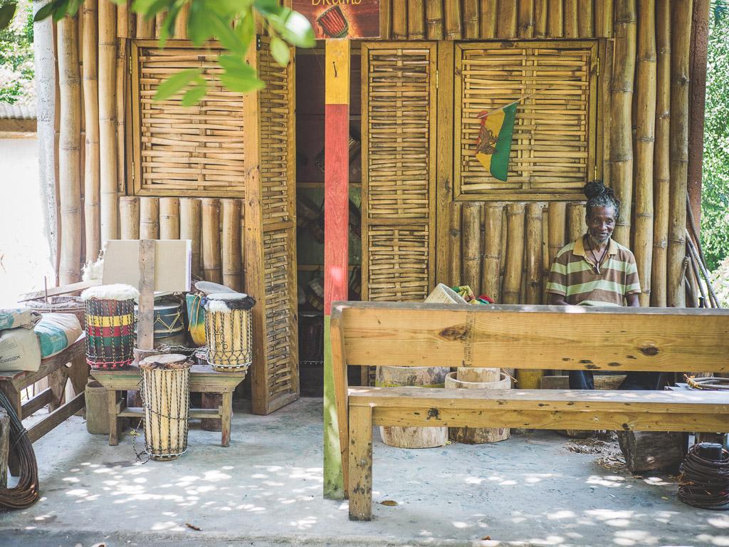 Rastafari Indigenous Village in Montego Bay Sehenswürdigkeit Jamaika