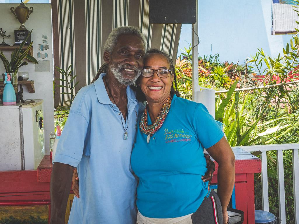 Ahhh… Ras Natango Gallery and Garden in Montego Bay Sehenswürdigkeit Jamaika