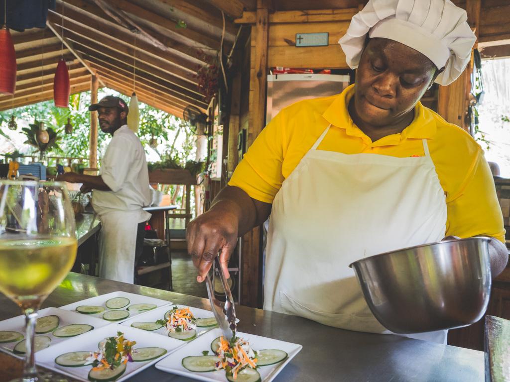 Zimbali Culinary Retreats in Negril Sehenswürdigkeit Jamaika