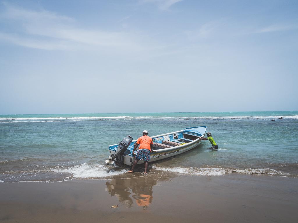 Treasure Beach Bootstour mit Captain Joseph Sehenswürdigkeit Jamaika