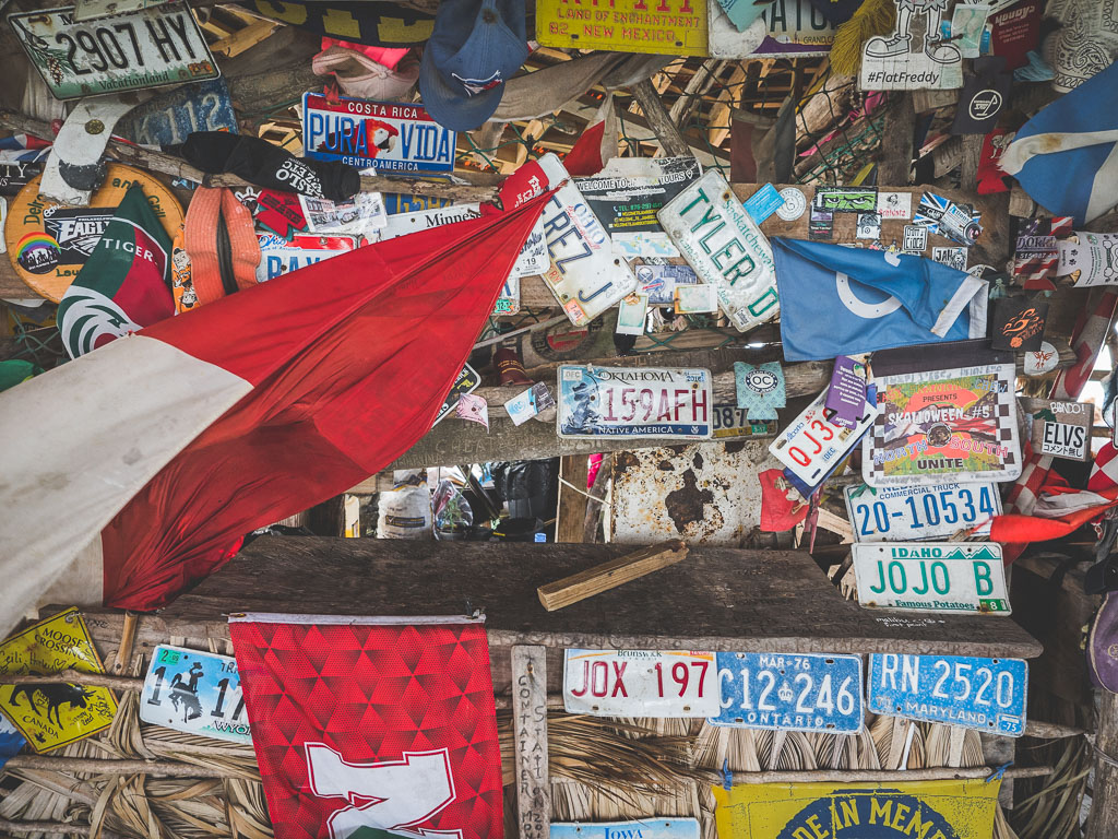 Treasure Beach Floyd's Pelican Bar Sehenswürdigkeit Jamaika