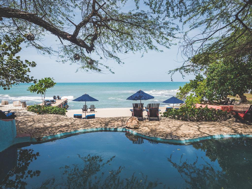 Treasure Beach Jake´s Hotel Sehenswürdigkeit Jamaika