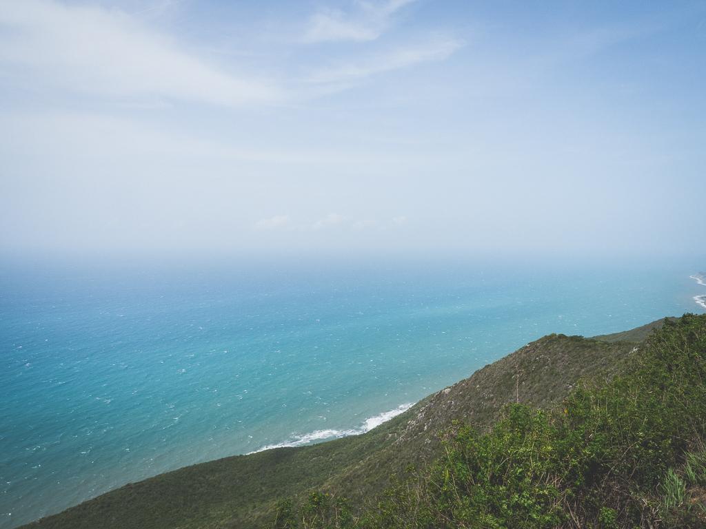 Treasure Beach Lover's Leap Sehenswürdigkeit Jamaika