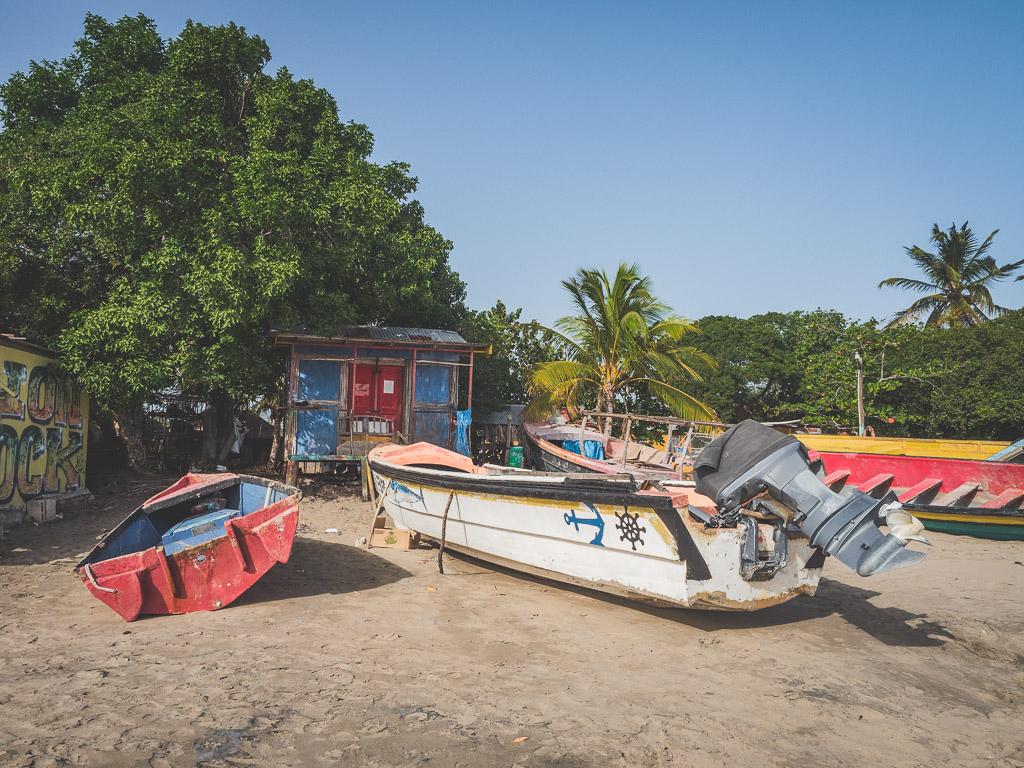 Treasure Beach Strand Sehenswürdigkeit Jamaika