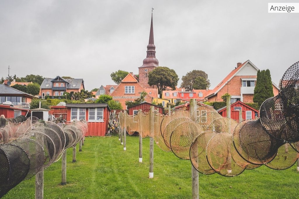 Nysted Dänemark Reise